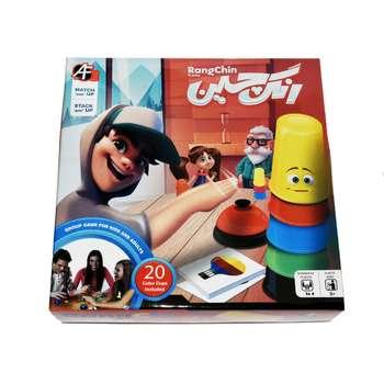 بازی فکری مدل رنگ چین