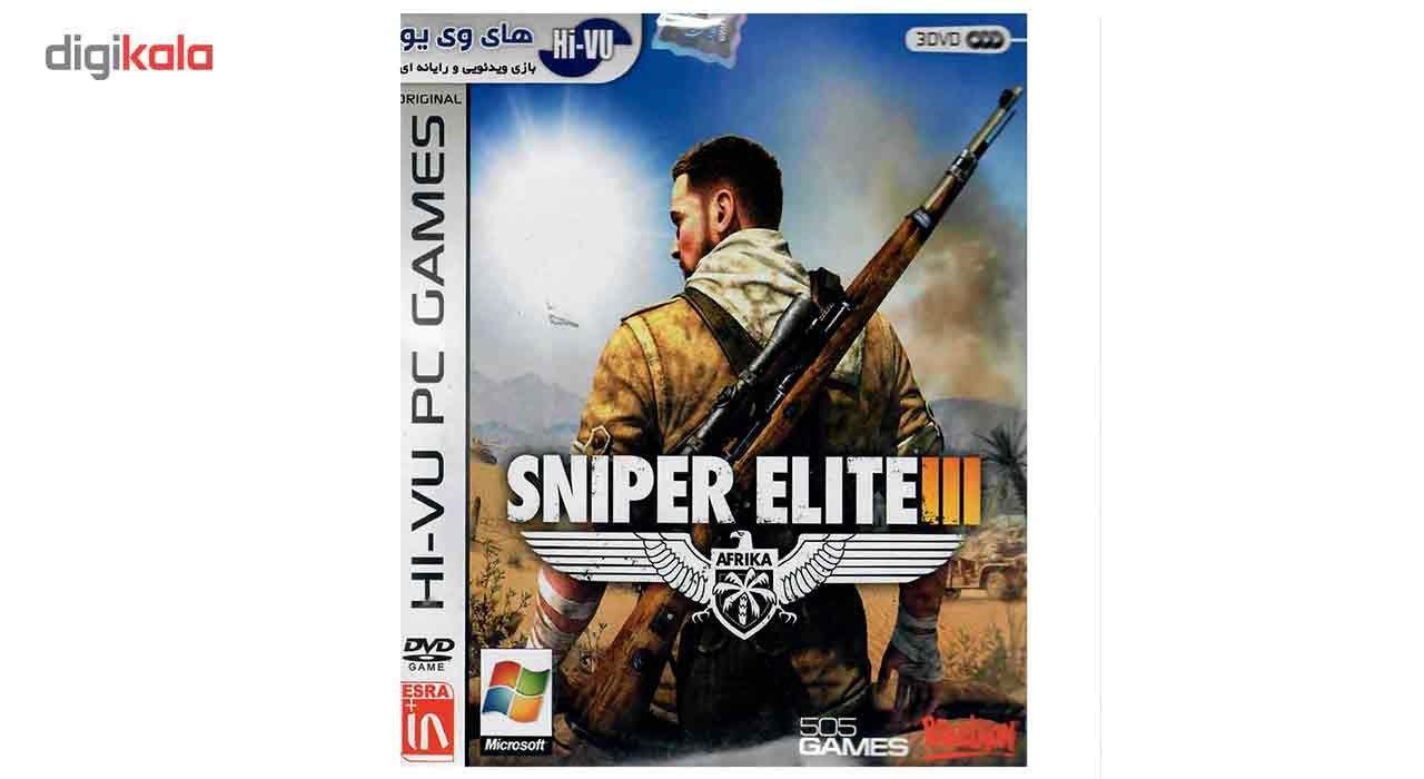 بازی Sniper Elite 3 مخصوص PC main 1 1