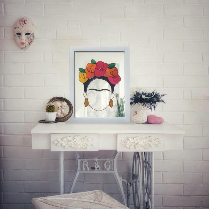 خرید                      آینه مدل فریدا کد volz15