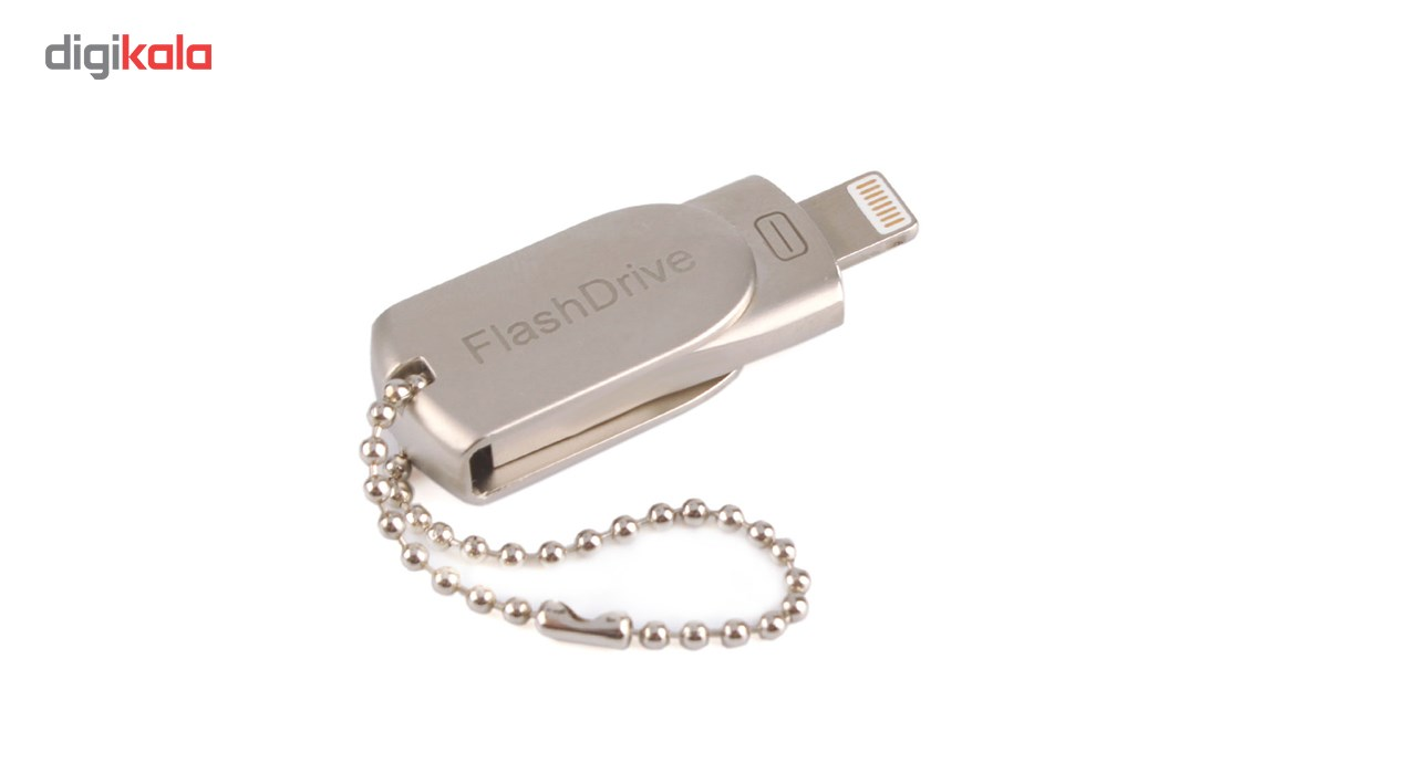 فلش مموری مدل flashDrive ظرفیت 64 گیگابایت