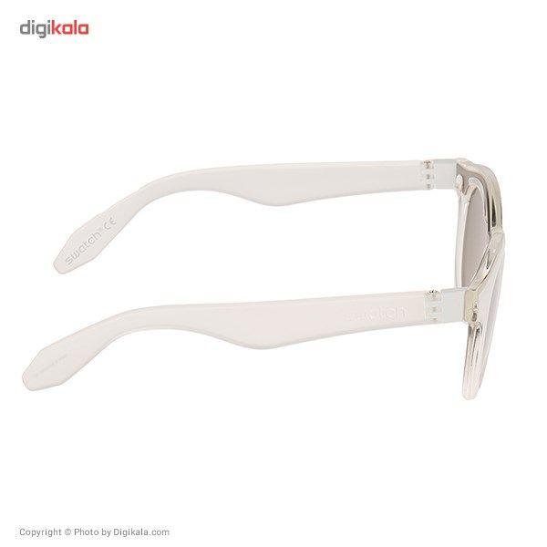 عینک آفتابی سواچ مدل SES01RBW011 -  - 4