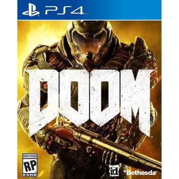بازی Doom مخصوص PS4