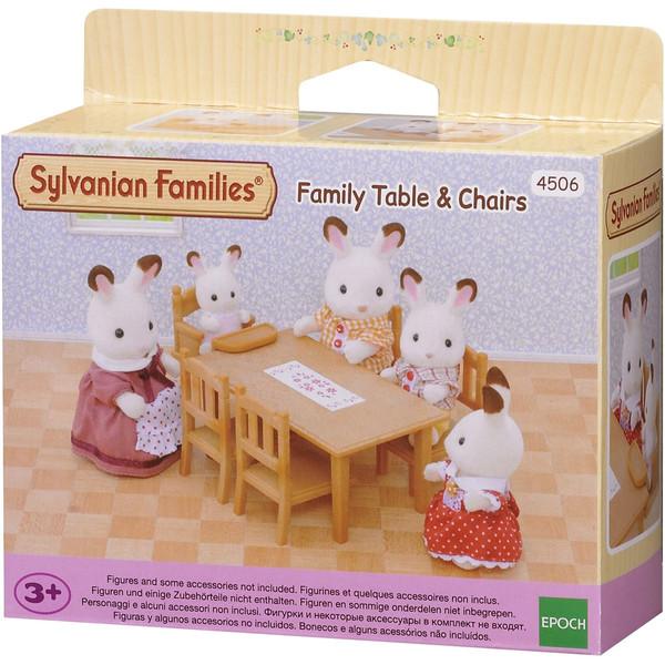 اسباب بازی سیلوانیان فامیلیز مدل میز ناهارخوری کد 6045