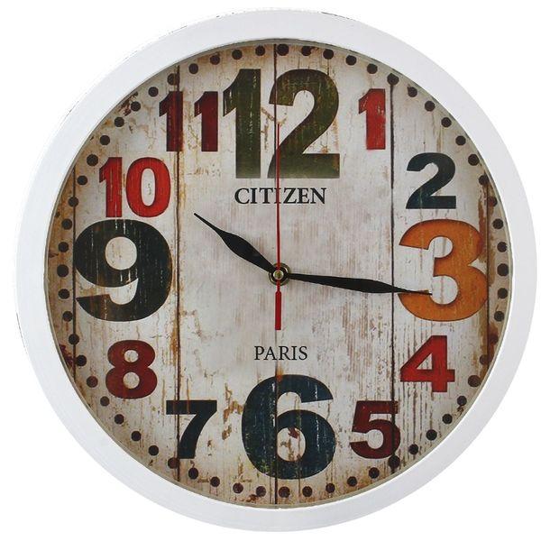 ساعت دیواری شیانچی طرح Number کد 10010057 غیر اصل