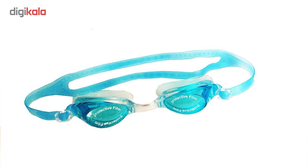 عینک شنا بچه گانه مدل DZ-1600 main 1 1