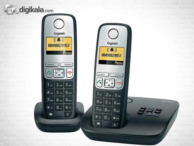 قیمت                      تلفن بی سیم گیگاست A400 A Duo