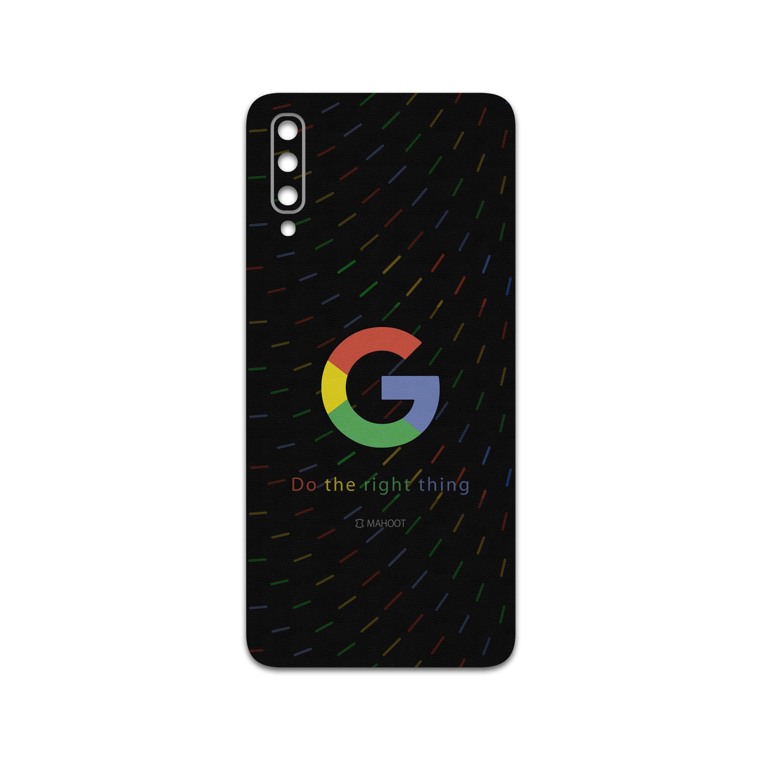 برچسب پوششی ماهوت مدل Ggl مناسب برای گوشی موبایل سامسونگ Galaxy A70