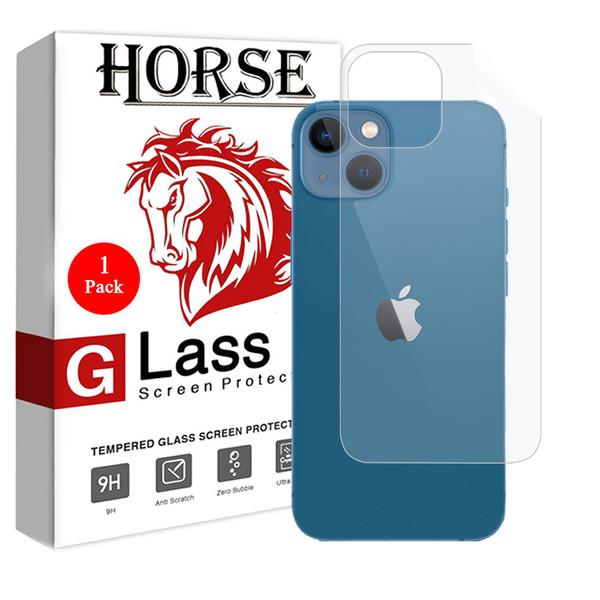 محافظ پشت گوشی نانو هورس مدل TPUB01 مناسب برای گوشی موبایل اپل iPhone 13