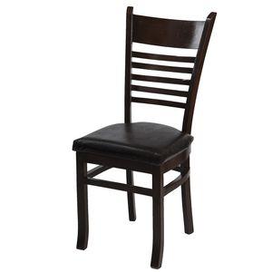 صندلی صنایع چوب قایم مدل k307