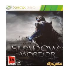 بازی shadow of mordor مخصوص xbox 360
