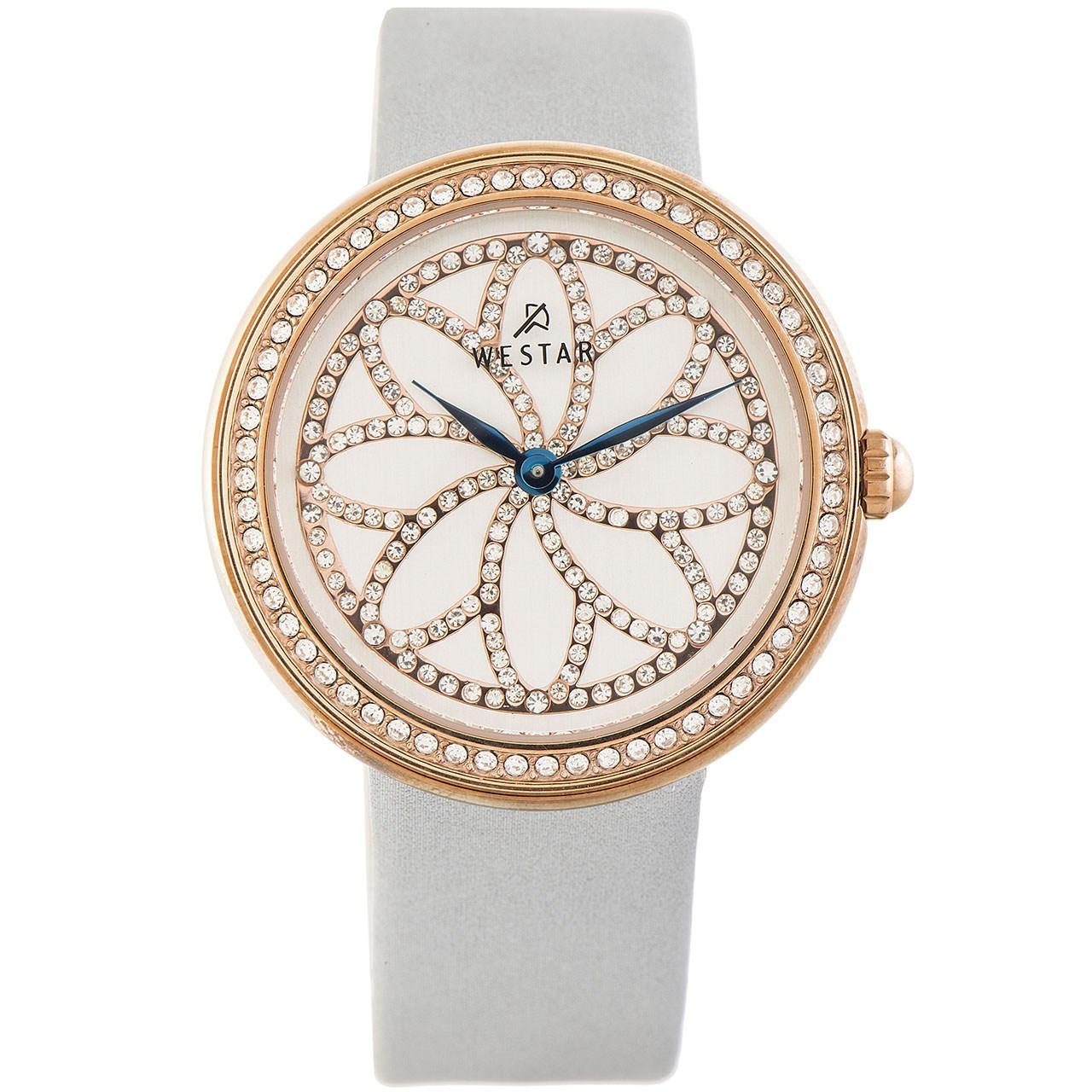 ساعت مچی عقربهای زنانه وستار مدل W0365PPN437