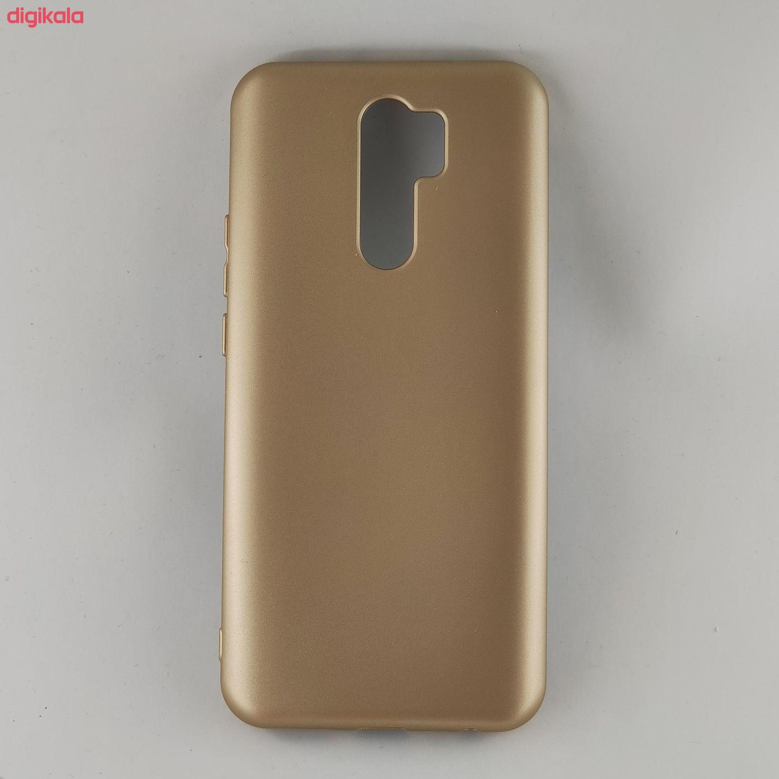 کاور مدل SIONI مناسب برای گوشی موبایل شیائومی Redmi 9/9 prim main 1 4