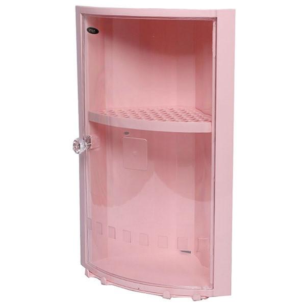 قفسه حمام لیمون مدل کنجی