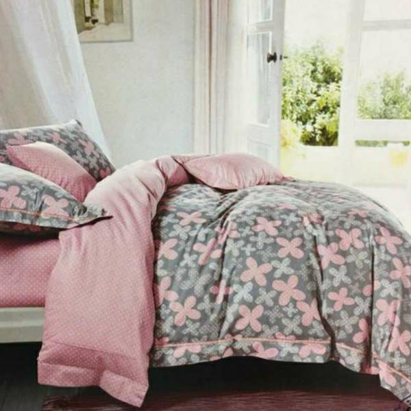 سرویس رو تختی روژان خواب مدل Tusca دو نفره ۶ تکه