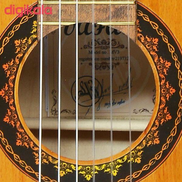 گیتار کلاسیک وفائی مدل MV x main 1 4