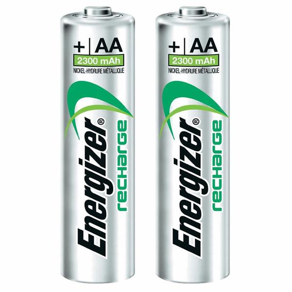 باتری قلمی قابل شارژ انرجایزر مدل Extreme بسته 2 عددی