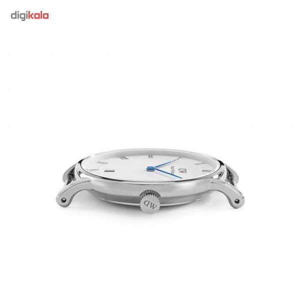 ساعت مچی عقربه ای زنانه دنیل ولینگتون مدل DW00100097