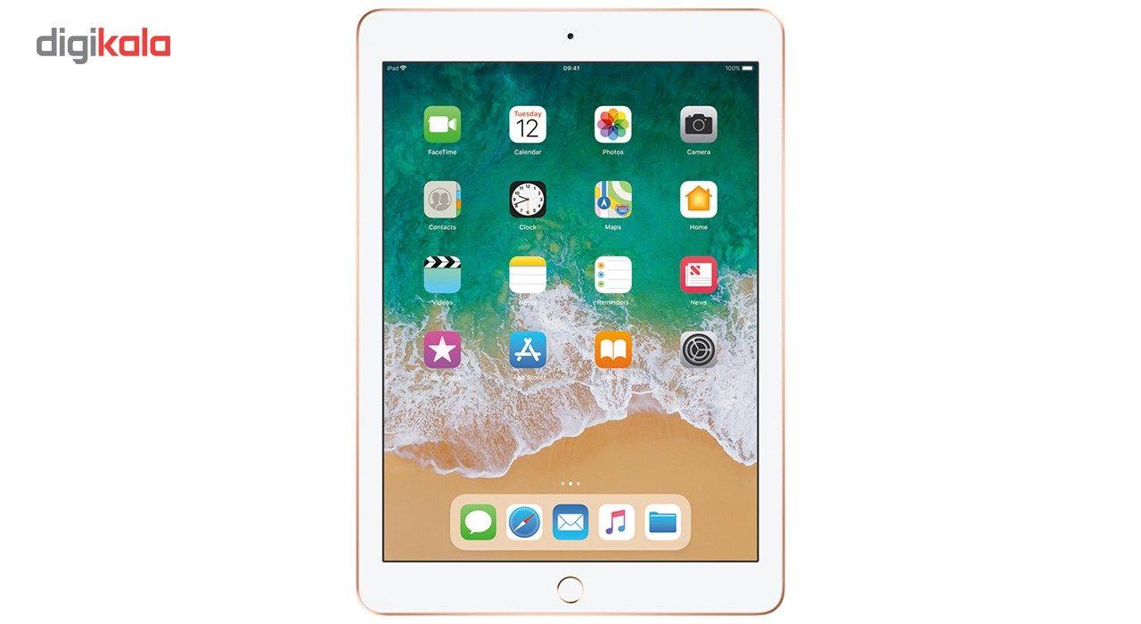 تبلت اپل مدل iPad 9.7 inch (2018) 4G ظرفیت 128 گیگابایت main 1 1