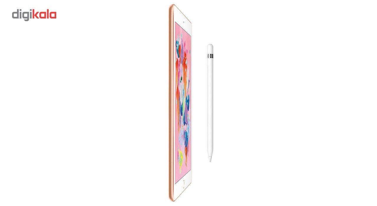تبلت اپل مدل iPad 9.7 inch (2018) 4G ظرفیت 128 گیگابایت main 1 2