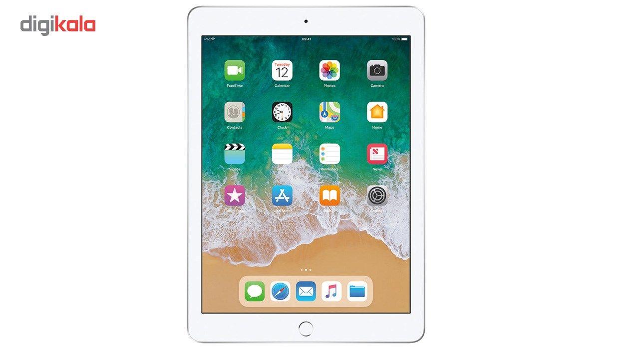 تبلت اپل مدل iPad 9.7 inch (2018) 4G ظرفیت 128 گیگابایت main 1 3