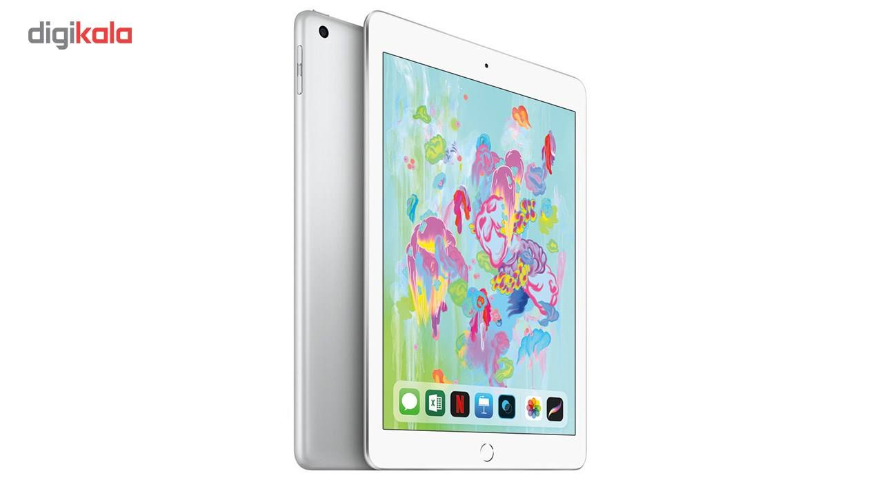 تبلت اپل مدل iPad 9.7 inch (2018) 4G ظرفیت 128 گیگابایت main 1 4