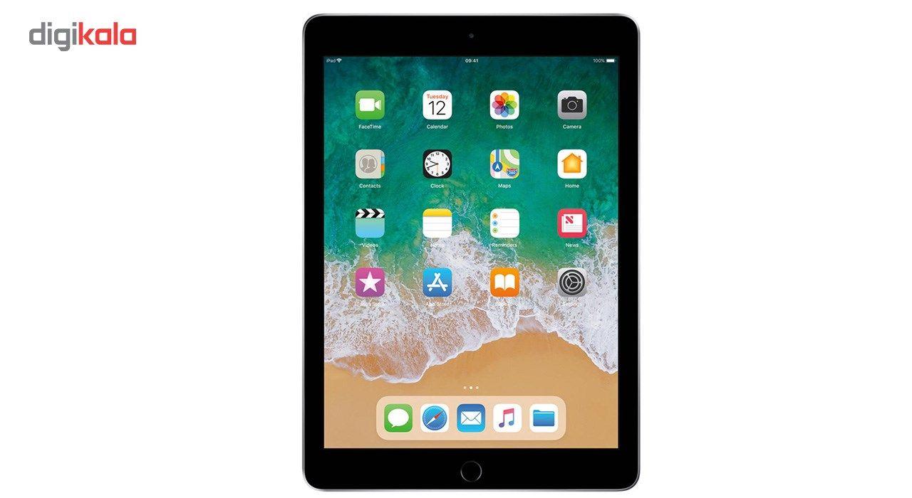 تبلت اپل مدل iPad 9.7 inch (2018) 4G ظرفیت 128 گیگابایت main 1 5