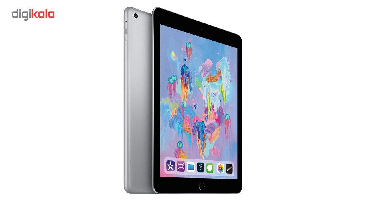 تبلت اپل مدل iPad 9.7 inch (2018) 4G ظرفیت 128 گیگابایت main 1 6