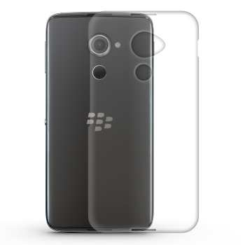 کاور شیشه ای مدل Sleek مناسب برای گوشی موبایل بلک بری DTEK60