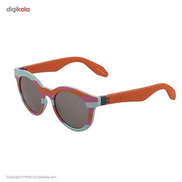 عینک آفتابی سواچ مدل SES01RPS016 -  - 3