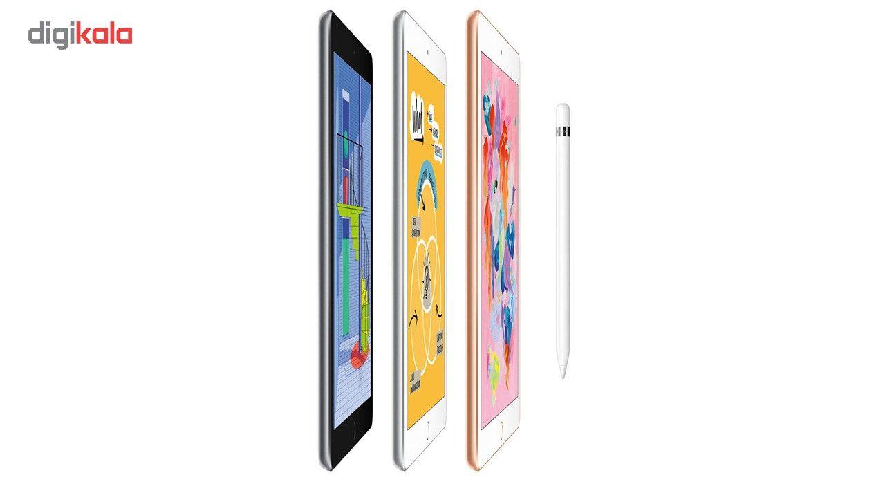 تبلت اپل مدل iPad 9.7 inch (2018) 4G ظرفیت 128 گیگابایت main 1 9