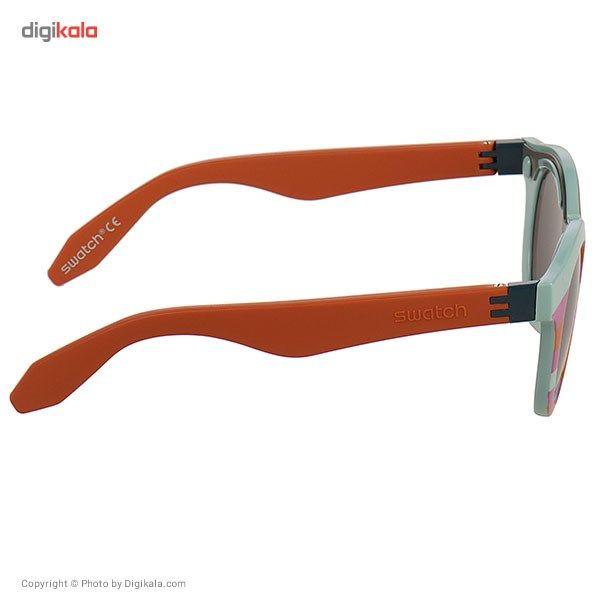عینک آفتابی سواچ مدل SES01RPS016 -  - 4