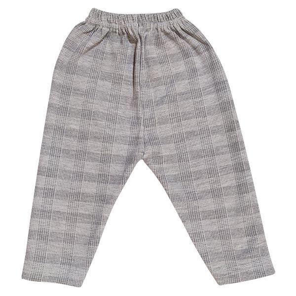 ست تیشرت و شلوار نوزادی پسرانه مدل جنتلمن کد T10 -  - 3