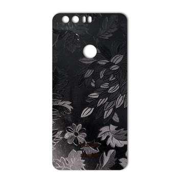 برچسب پوششی ماهوت مدل Wild-flower Texture مناسب برای گوشی  Huawei Honor 8