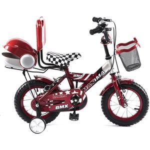 دوچرخه شهری تی پی تی مدل E157 سایز 12 - سایز فریم 12