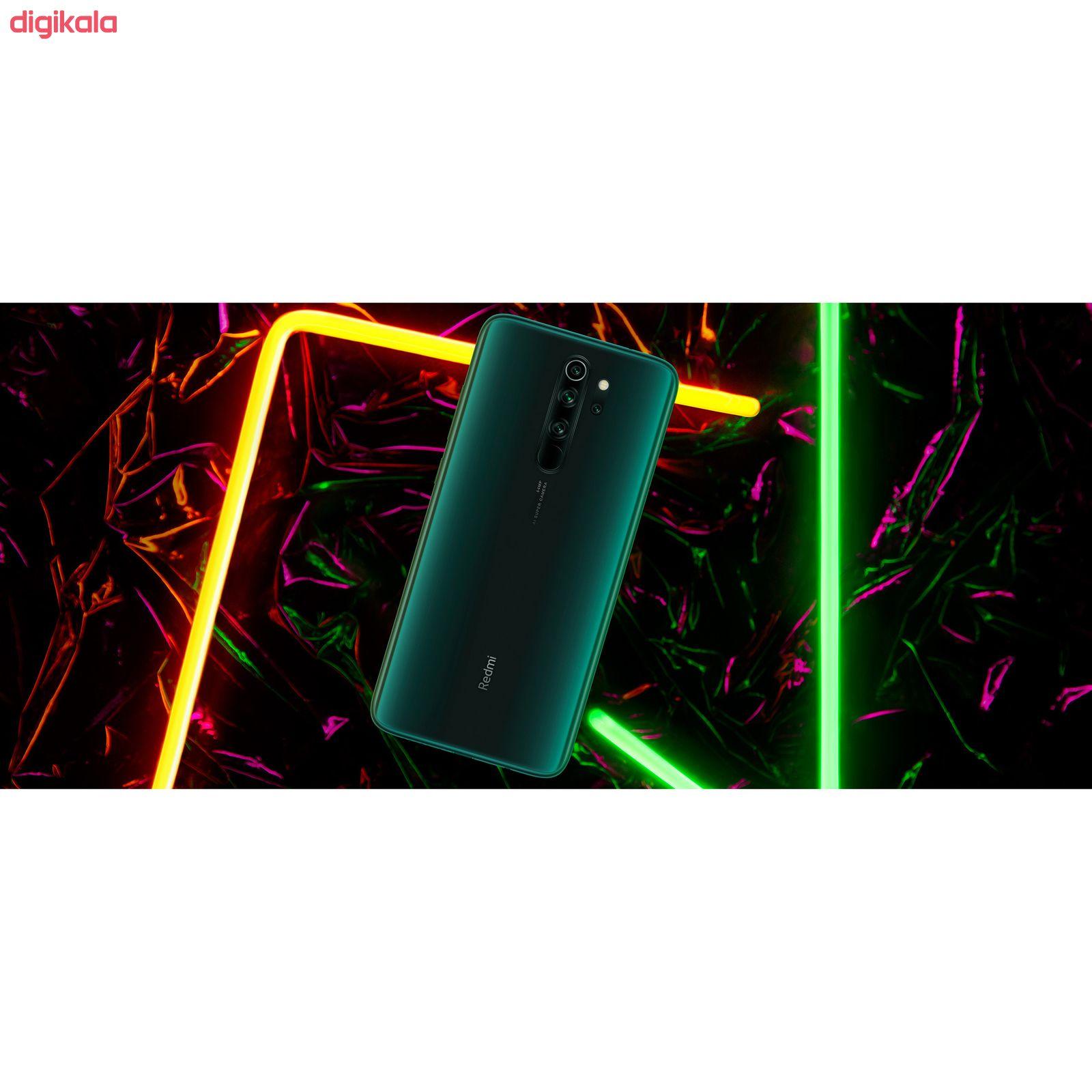 گوشی موبایل شیائومی مدل Redmi Note 8 Pro m1906g7G دو سیم کارت ظرفیت 128 گیگابایت main 1 36