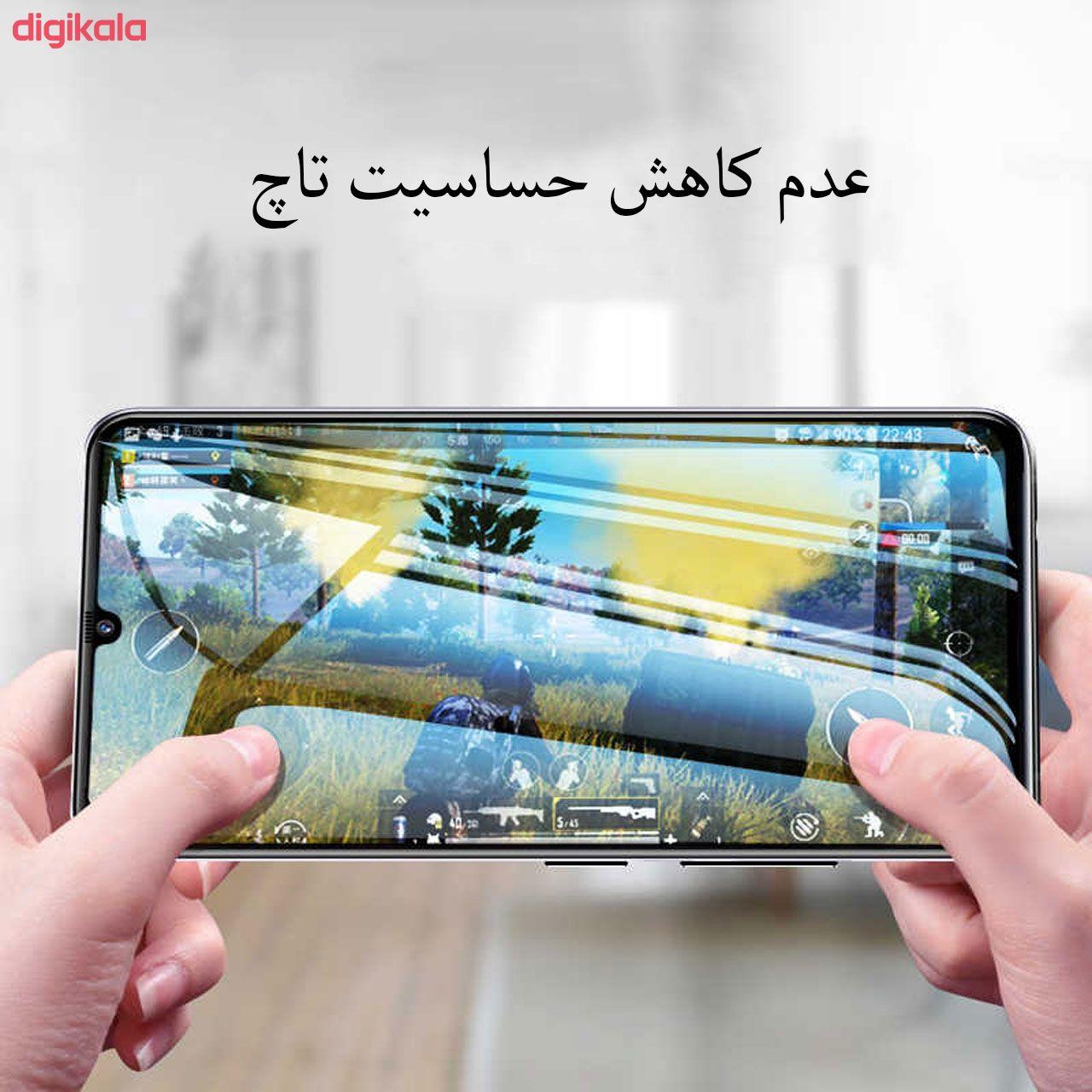 محافظ صفحه نمایش مدل FCG مناسب برای گوشی موبایل سامسونگ Galaxy A50 main 1 1