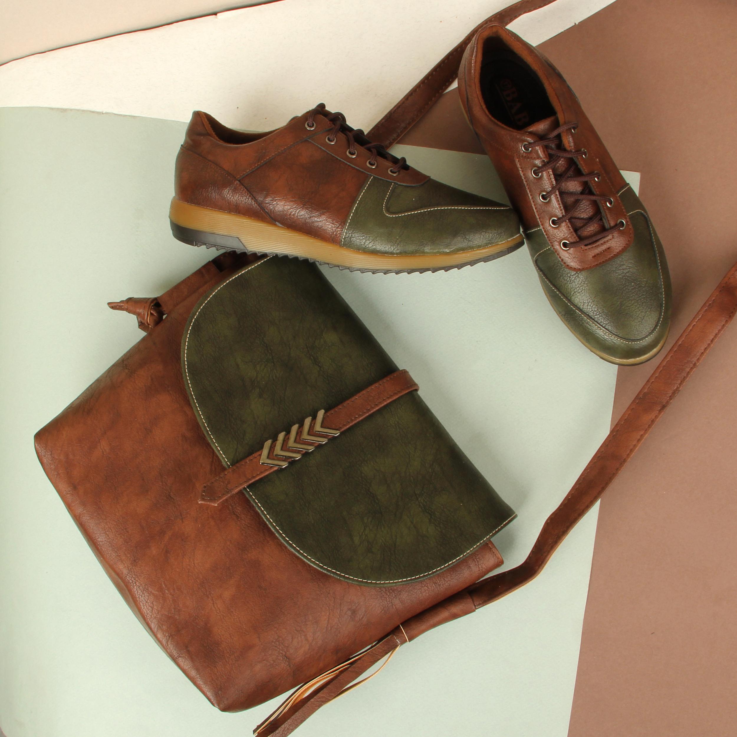ست کیف و کفش زنانه باب مدل بهار کد 928-3 thumb 9