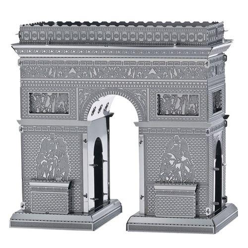 پازل سه بعدی فلزی مدل Triumphal Arch