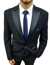 ست کراوات و پاپیون و دستمال جیب مردانه کد S -  - 2