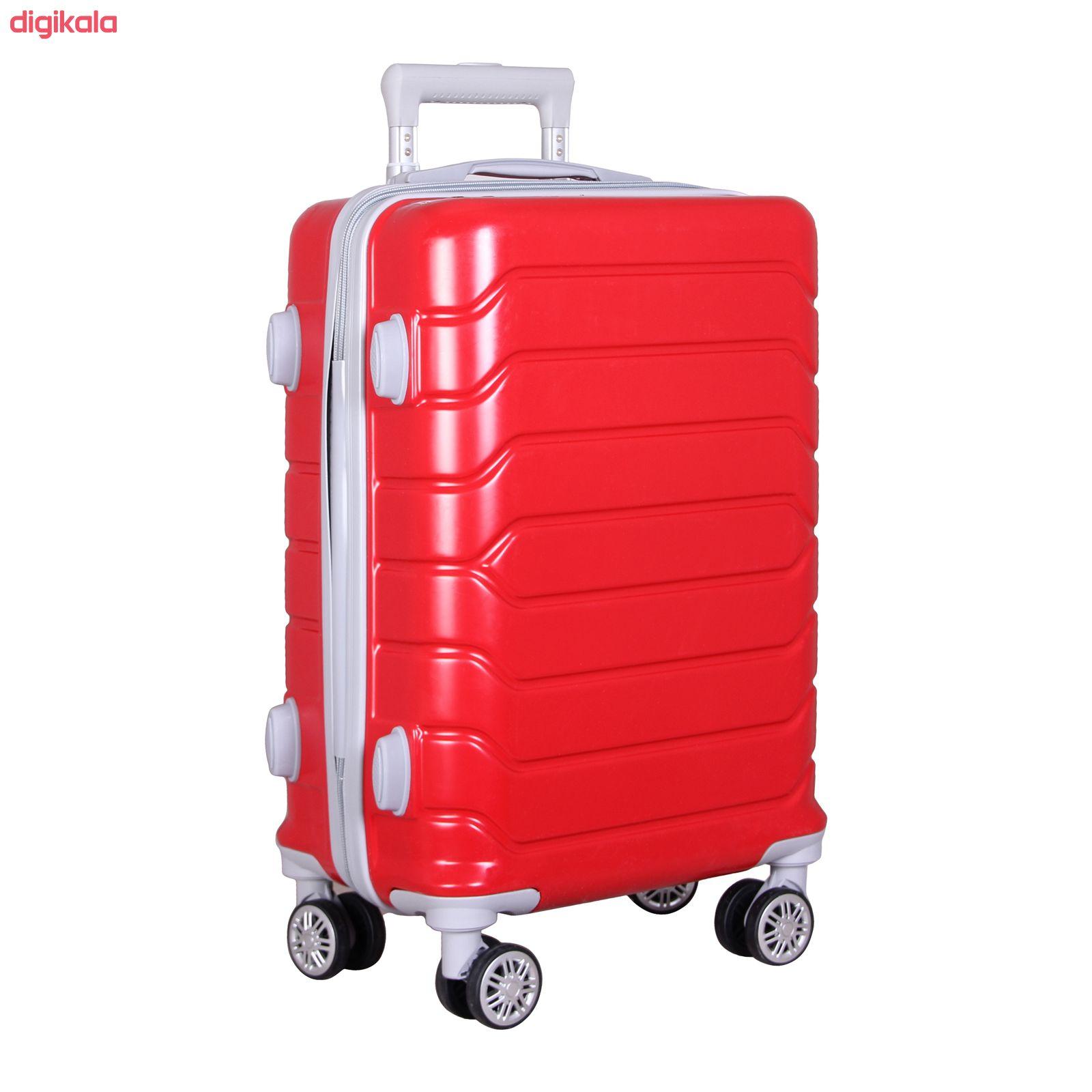 مجموعه سه عددی چمدان مدل 20020 main 1 23
