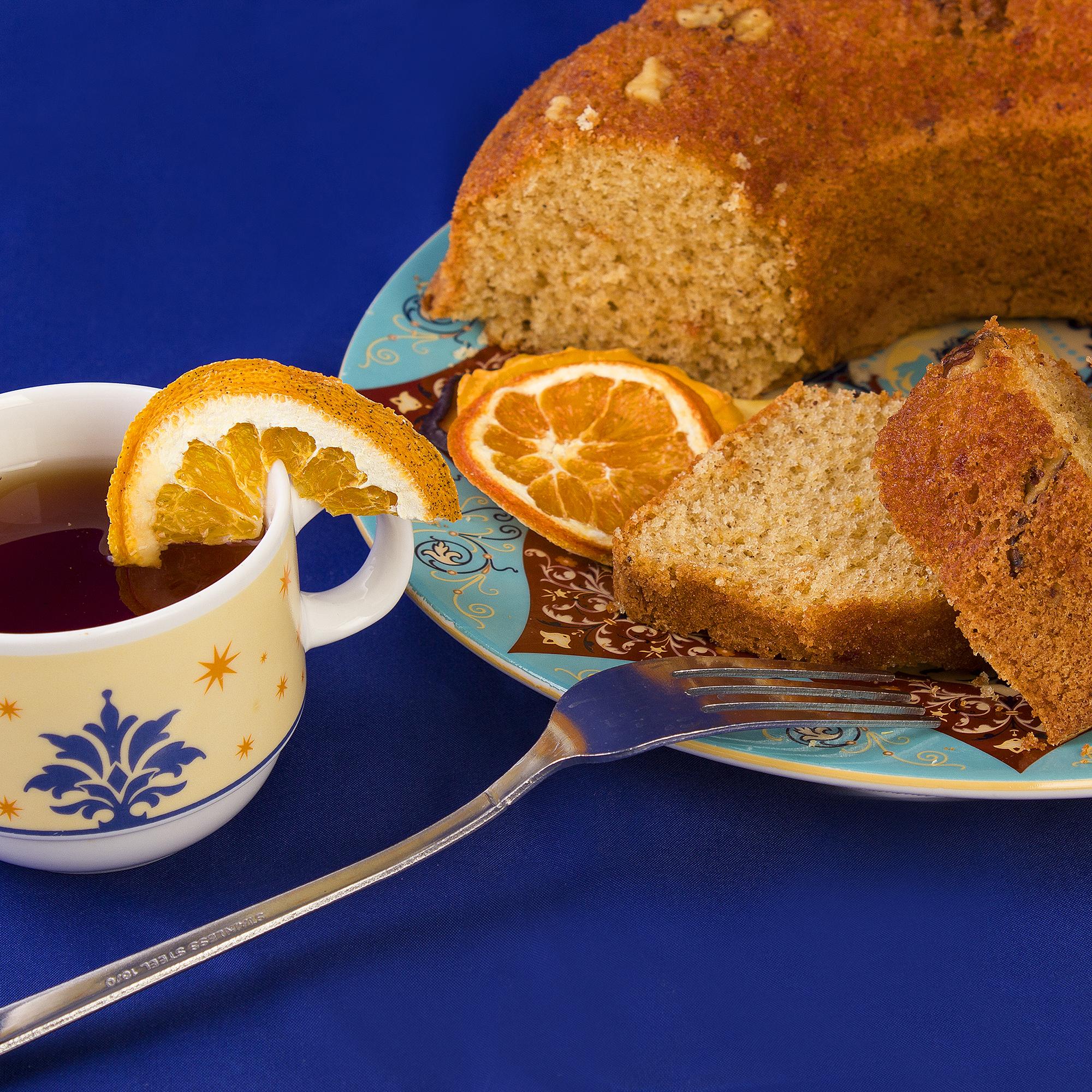کیک روغنی هویج گردو مهفام - 620 گرم  main 1 8