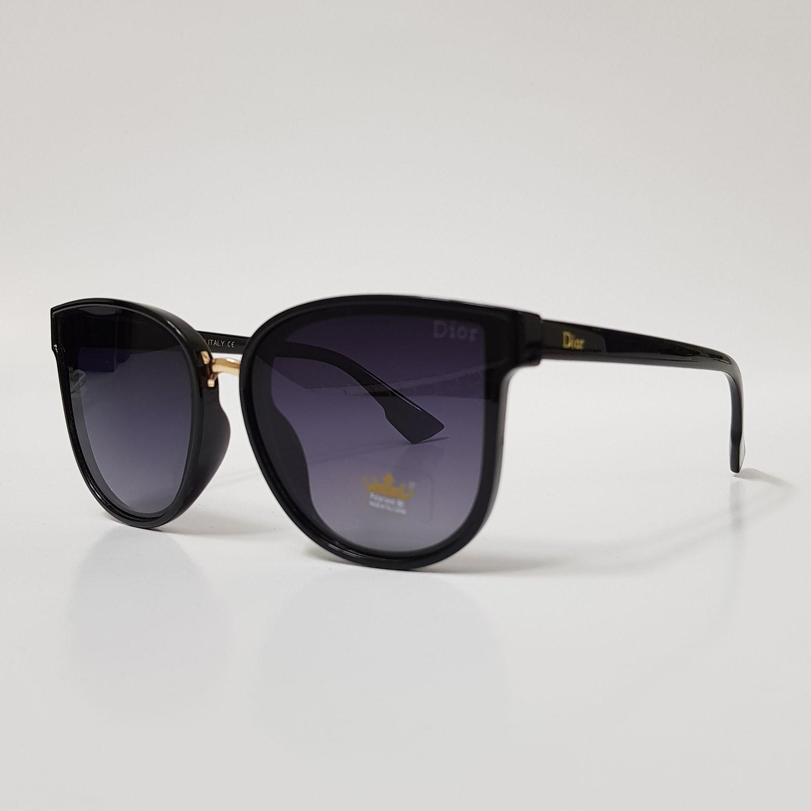 عینک آفتابی زنانه دیور کد 3030D1 main 1 3