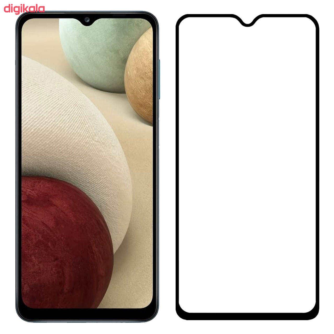 محافظ صفحه نمایش 6D مدل MT7 مناسب برای گوشی موبایل سامسونگ Galaxy A12 main 1 1