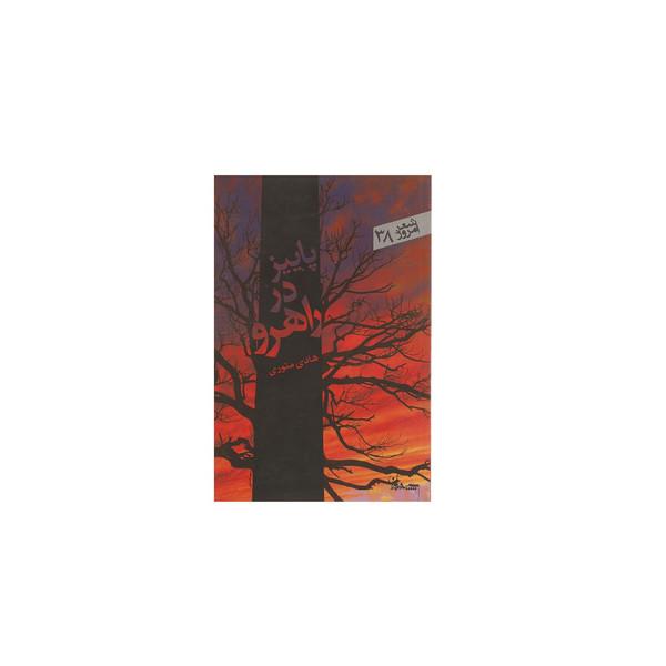 کتاب شعر امروز پاییز در راهرو اثر هادی منوری انتشارات سپیده باوران