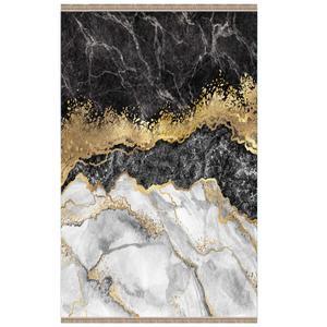 فرش پارچه ای مدل ترمز دار طرح سنگی