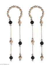 گوشواره طلا 18 عیار زنانه سیودو مدل 145839 -  - 2