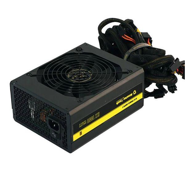 منبع تغذیه کامپیوتر نیمه ماژولار مستر تک مدل HX1350