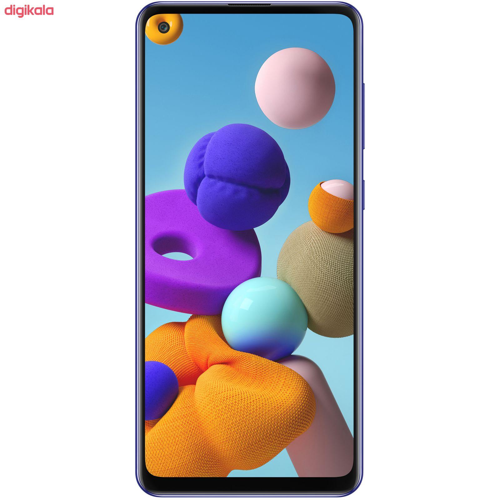 گوشی موبایل سامسونگ مدل Galaxy A21S SM-A217F/DS دو سیمکارت ظرفیت 64 گیگابایت main 1 1