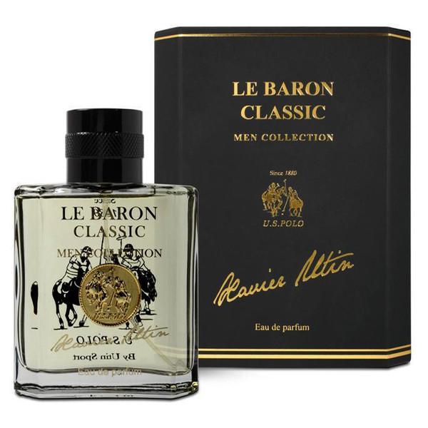 عطر ادو پرفیوم مردانه یو اس پولو مدل لی بارون کلاسیک حجم 100 میلی لیتر