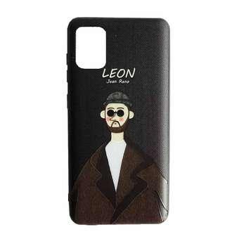 کاور طرح لئون مدل51 مناسب برای گوشی موبایل سامسونگ Galaxy A51